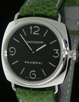 Pre-Owned OFFICINE PANERAI RADIOMIR BASE MANUAL WIND