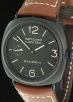 Pre-Owned OFFICINE PANERAI RADIOMIR BLACK SEAL CERAMIC