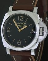 Pre-Owned OFFICINE PANERAI LUMINOR PANERAI 1950 3 DAYS