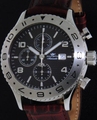 Pre-Owned PHILIP WATCH ADMIRALE 48MM AUTOMAT CHRONO