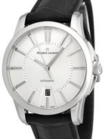 Pre-Owned MAURICE LACROIX PONTOS DATE SILVER DIAL