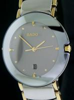 Pre-Owned RADO COUPOLE GRAY CERAMIC