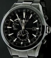 Pre-Owned SEIKO ASTRON GPS ALL BLACK TITANIUM