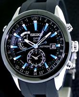 Pre-Owned SEIKO ASTRON GPS SOLAR STEEL BLUE