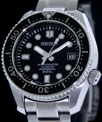 Pre-Owned SEIKO PROSPEX MARINEMASTER 300M