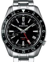 Pre-Owned GRAND SEIKO SPRING DRIVE DIVER`S GMT