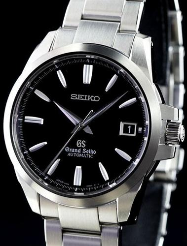 online store a9ba1 1d19d Grand Seiko 35 Jewels Automatic sbgr057 - Pre-Owned Mens Watches