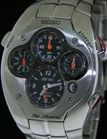 Pre-Owned SEIKO SPORTURA KINETIC CHRONOGRAPH