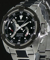 Pre-Owned SEIKO VELATURA KINETIC DIRECT DRIVE
