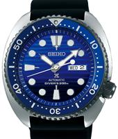 Pre-Owned SEIKO PROSPEX TURTLE SAVE THE OCEAN