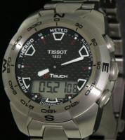 Pre-Owned TISSOT T-TOUCH EXPERT ALL TITANIUM