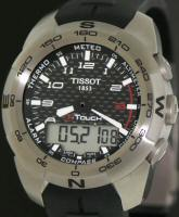Pre-Owned TISSOT T-TOUCH EXPERT TITANIUM