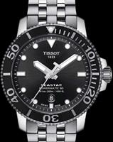 Pre-Owned TISSOT SEASTAR 1000 AUTOMATIC BLACK