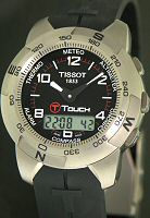 Pre-Owned TISSOT TITANIUM T-TOUCH