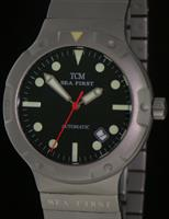 Pre-Owned TERRA CIELO MARE DELFINO SEA FIRST TITANIUM