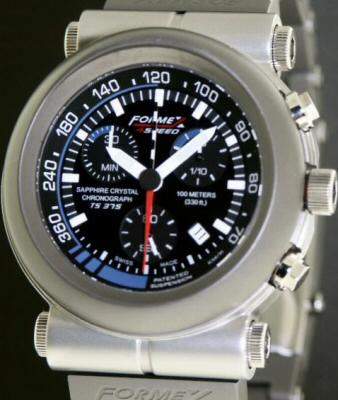 Pre-Owned FORMEX 4 SPEED TITAN CHRONO