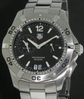 Pre-Owned TAG HEUER AQUARACER ALARM