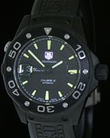 Pre-Owned TAG HEUER 500M AQUARACER AUTOMATIC