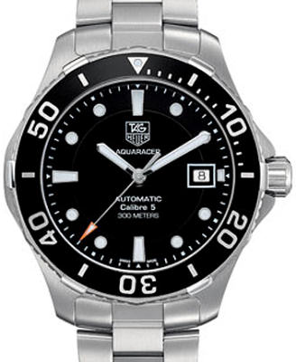 Pre-Owned TAG HEUER AQUARACER AUTOMATIC