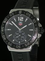 Pre-Owned TAG HEUER FORMULA 1 BIG DATE ON RUBBER