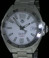 Pre-Owned TAG HEUER FORMULA 1 WHITE DIAL AUTOMATIC