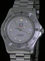 Pre-Owned TAG HEUER 2000 PROFESSIONAL DIVER
