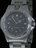 Pre-Owned TAG HEUER GRAY DIAL 4000 QUARTZ