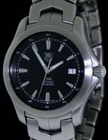 Pre-Owned TAG HEUER STAINLESS LINK AUTOMATIC