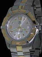 Pre-Owned TAG HEUER 2000 EXCLUSIVE SS/18KT