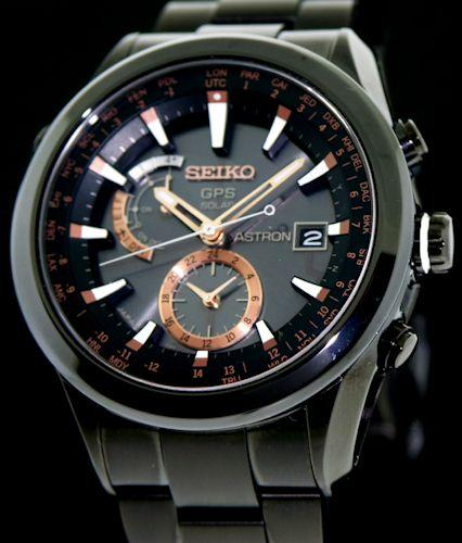 Seiko Watches SAST001