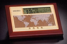 Seiko Clocks QHL020BLH
