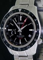 SEIKO SPRING DRIVE GMT DIVERS