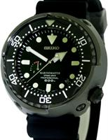 SEIKO PROSPEX TITANIUM ALL BLACK