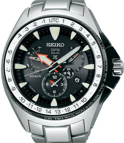 seiko gps solar watch manual