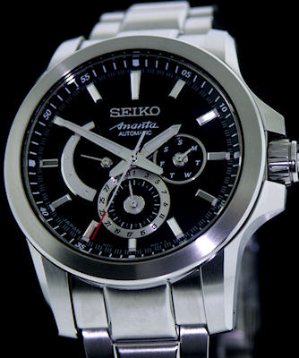 Seiko Ananta Watches SPB021