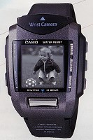 Specials CASIO CAMERA WATCH