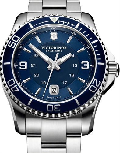 army victorinox maverick wrist gs watches ii swiss rt htm watch blue