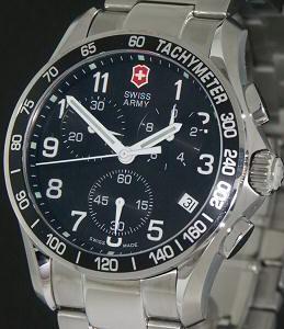 Chrono Classic Black 241122 Victorinox Swiss Army Chrono