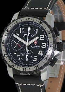 Alpnach Chrono Automatic Black 241195 - Victorinox Swiss Army ... f60ee4f0d7b