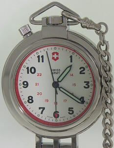Swiss Army Pocket Watches