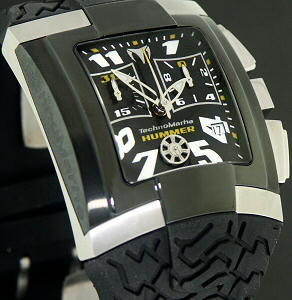 Black xsmsh - Technomarine Hummer wrist watch