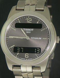 pr50 titanium seven t34 7 487 62 tissot pr50 wrist watch rh righttime com Tissot PR 50 Titanium Watches tissot pr50 titanium seven user manual