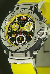 Limited Edition 2006 t90.426.68.3 - Tissot T-Race wrist watch