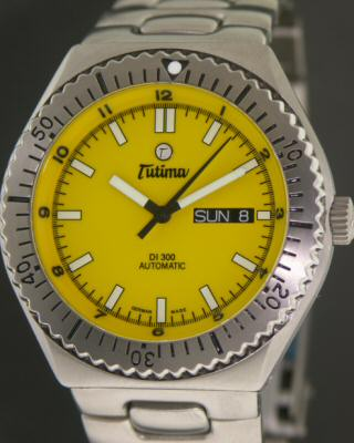 automatic diver watches dial divers scuba seiko yellow product