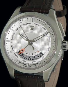 0dc1c44f13c Perpetual Calendar Silver Dial t3c293 - Tx Technoluxury Perpetual ...