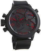 Pre-Owned WELDER K29 CHRONO BLACK/RED